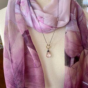 Jewelry - 💗 Rose Quartz Pendant 🌸